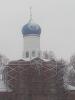 Явление Спаса Нерукотворного на куполе Храма_2