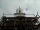 Началось восстановлеие храма!